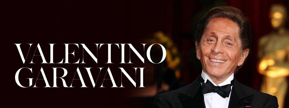 Valentino: The Story of a Fashion Designer Legend